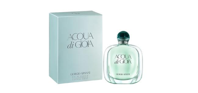 Perfume Acqua di Gioia de la marca Giorgio Armani