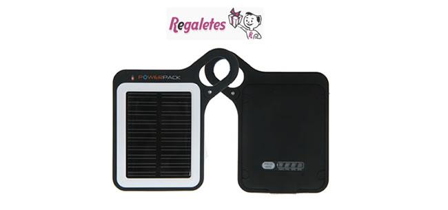 Cargador Solar PowerPack