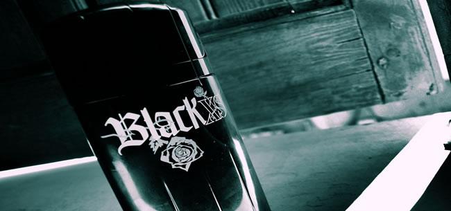 Perfume Hombre XS BLACK de PACO RABANNE