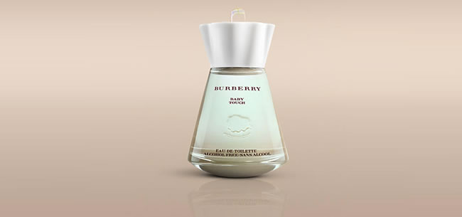Perfume Burberry Baby Touch 100ML EDT