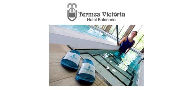 Circuito de Aguas en Termas Victoria