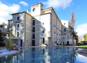 hotelbalnearioalhamadearagon